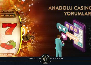 Anadolu Casino Yorumlar, Anadolubahis, Kullanıcı Yorumları