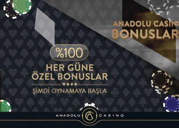 Anadolu Casino Bonusları