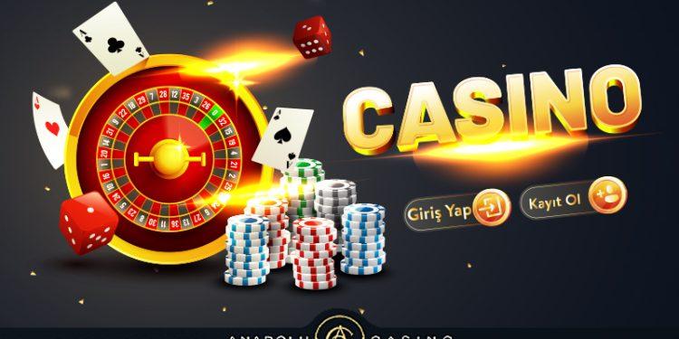 Anadolu Casino Üye Girişi