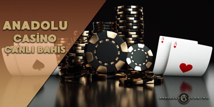 Anadolu Casino Bahis, Kazandıran Casino Oyunları