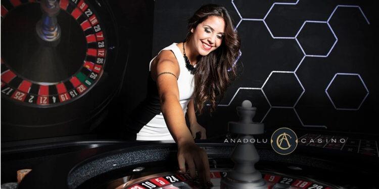 AnadoluCasino, Canlı Casino, En İyi Oyunlar