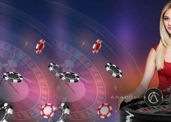 Anadolu Gazino, Anadolu Casino Canlı Oyunlar