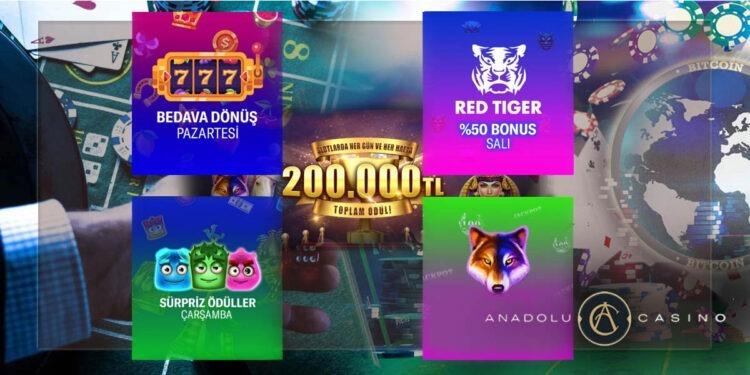 Anadolucasino Jackpot Bedava Dönüş, En İyi Jackpot Slot Oyunları